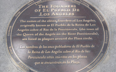 Who Named Los Angeles?